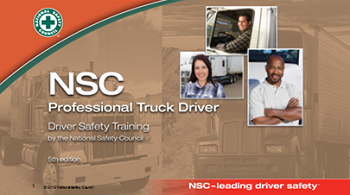 NSC Professional Truck Driver
