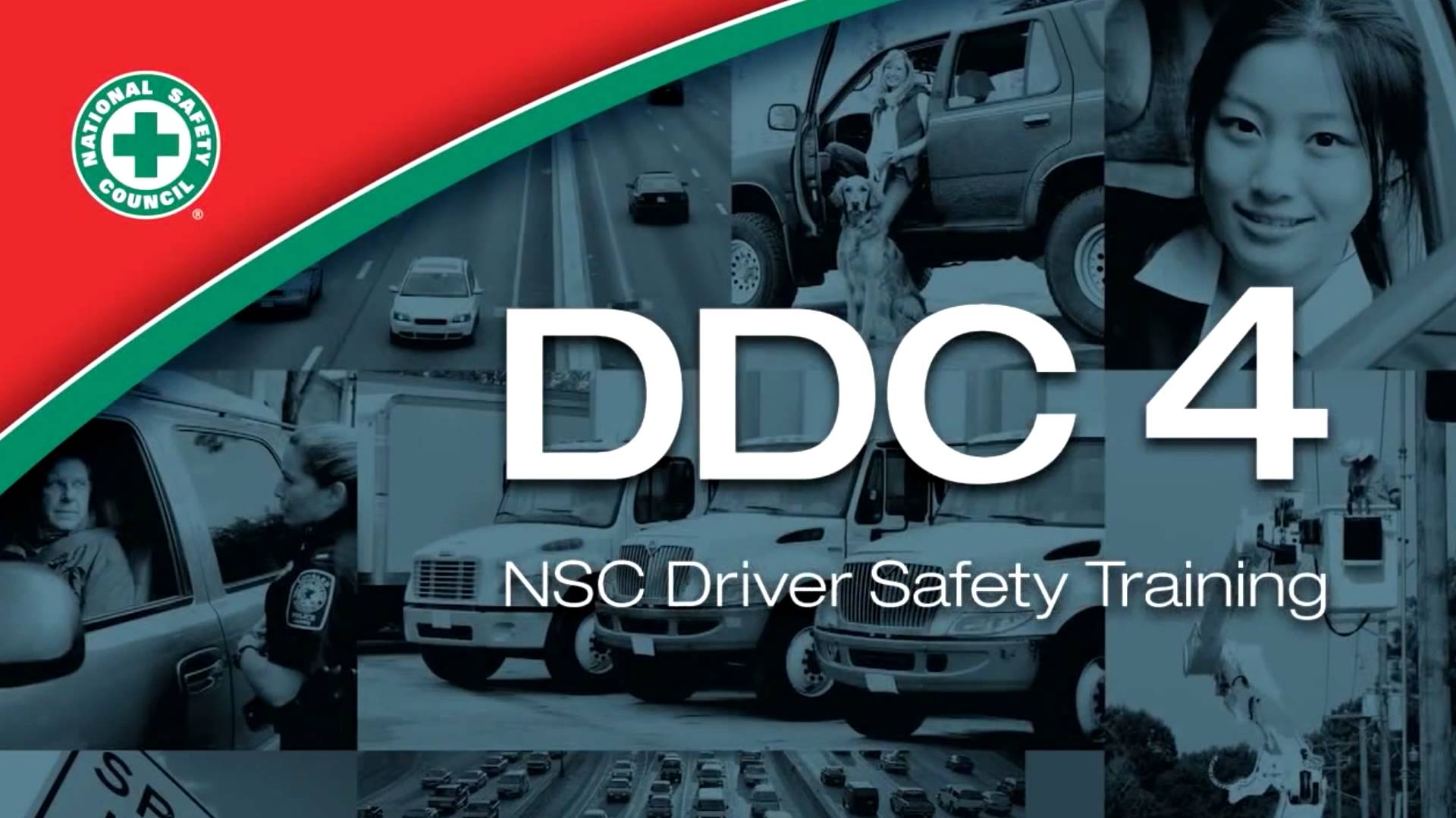 DDC4 NSC Driver Safety Training